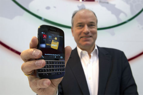 bb keyone den