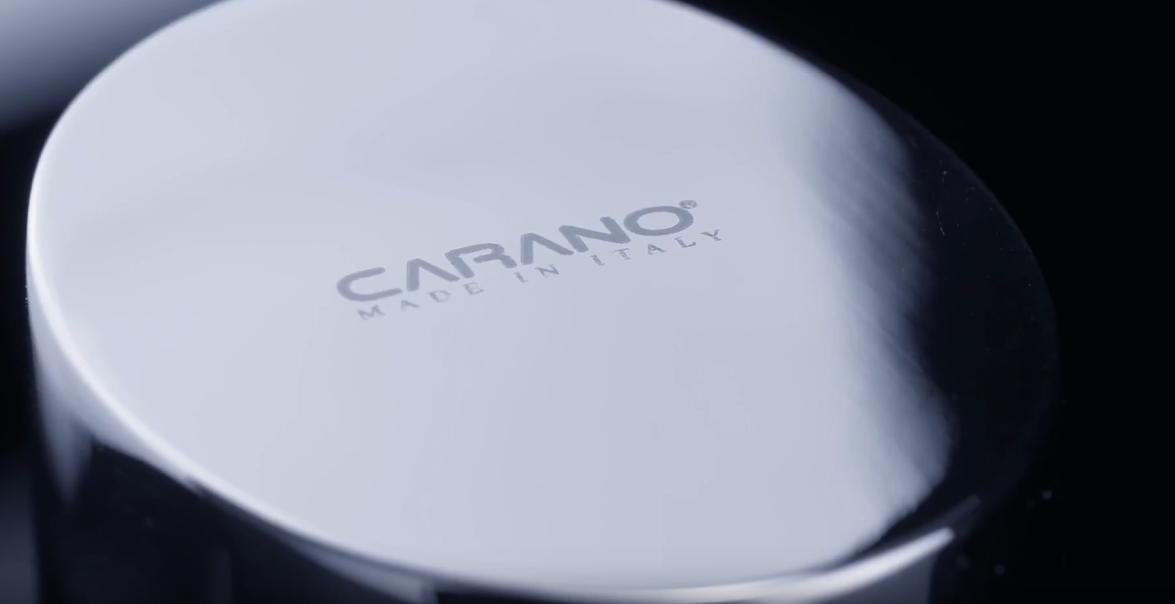 Vòi Lavabo Nóng Lạnh CARANO - Sản xuất 100% tại Ý - Model RED071CR3-PGH