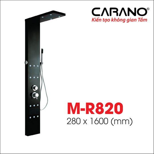 BẢNG SEN CARANO MR820 (Bảng sen model: MR820)