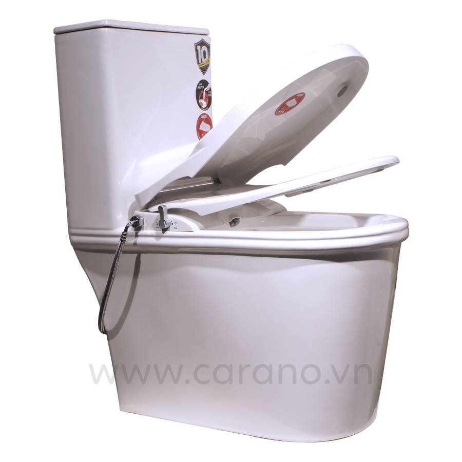 BỒN CẦU CARANO 1 KHỐI K21AS65MD (TOILET MODEL: K21AS65MD)
