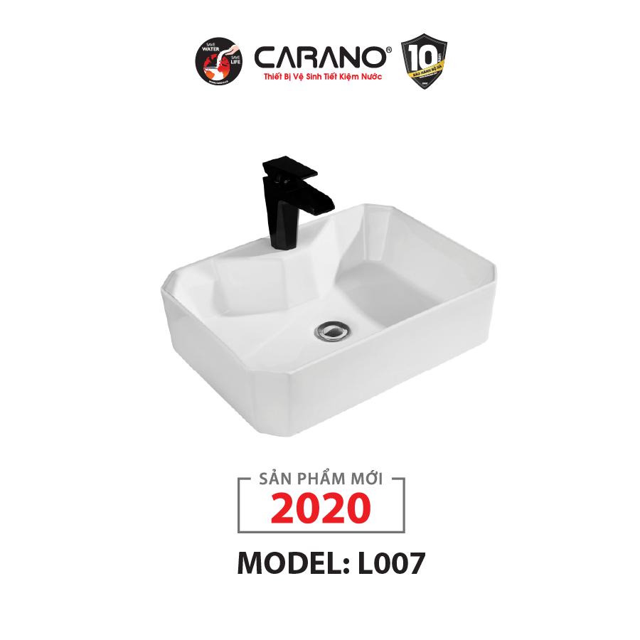 LAVABO CARANO MODEL L007