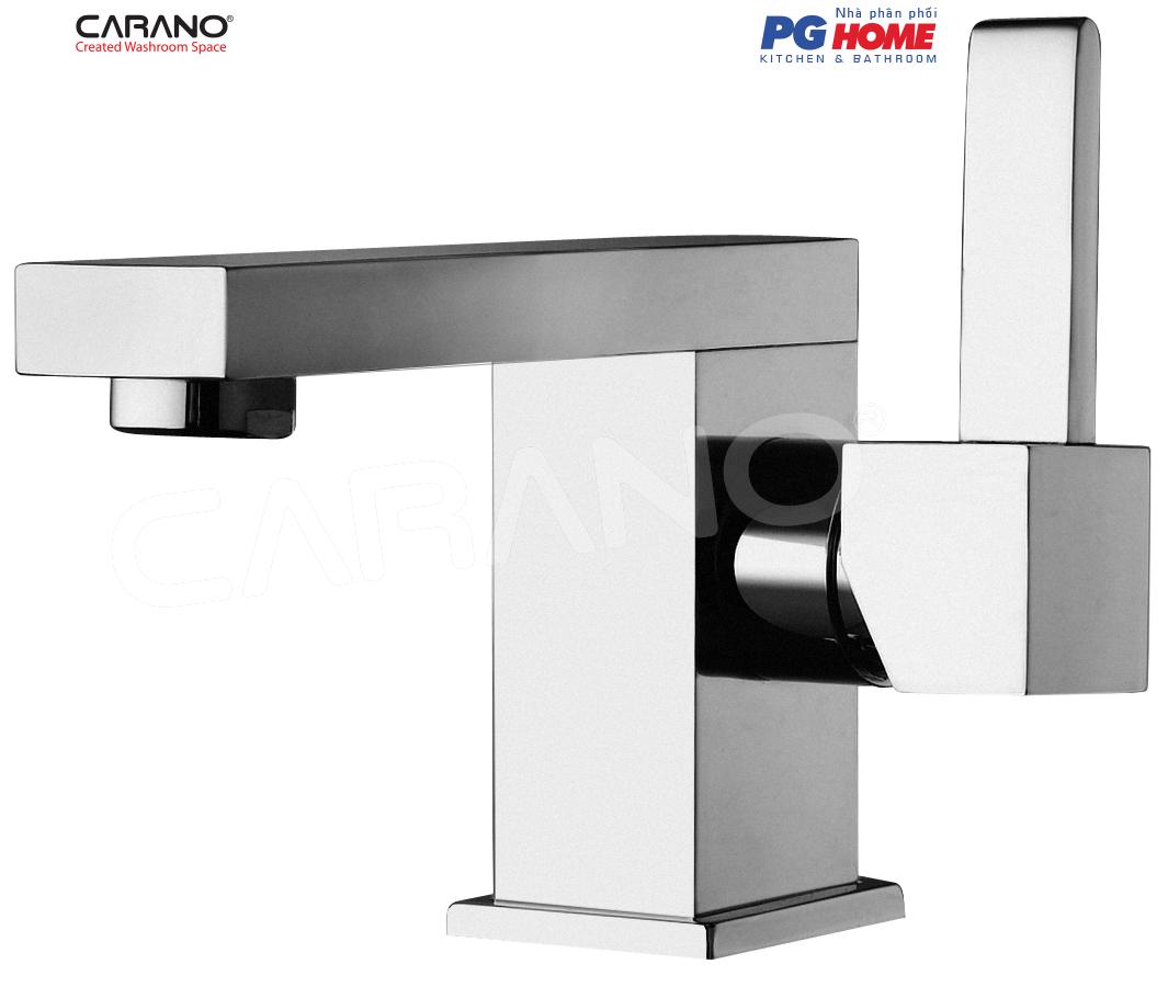 VÒI CHẬU NÓNG LẠNH CARANO B6100 (Vòi lavabo model: B6100)