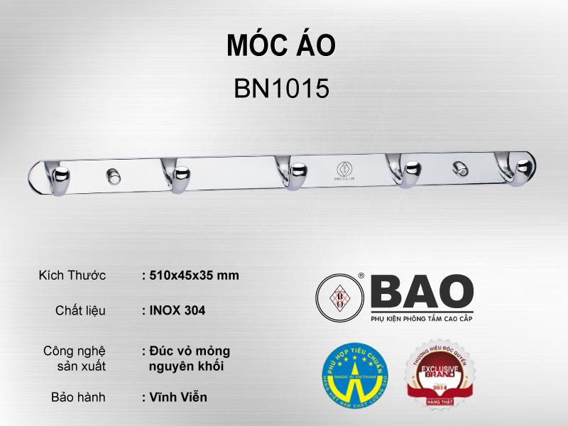 MÓC ÁO MODEL BN1015