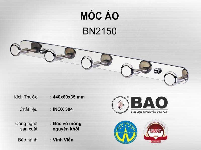 MÓC ÁO MODEL BN2150
