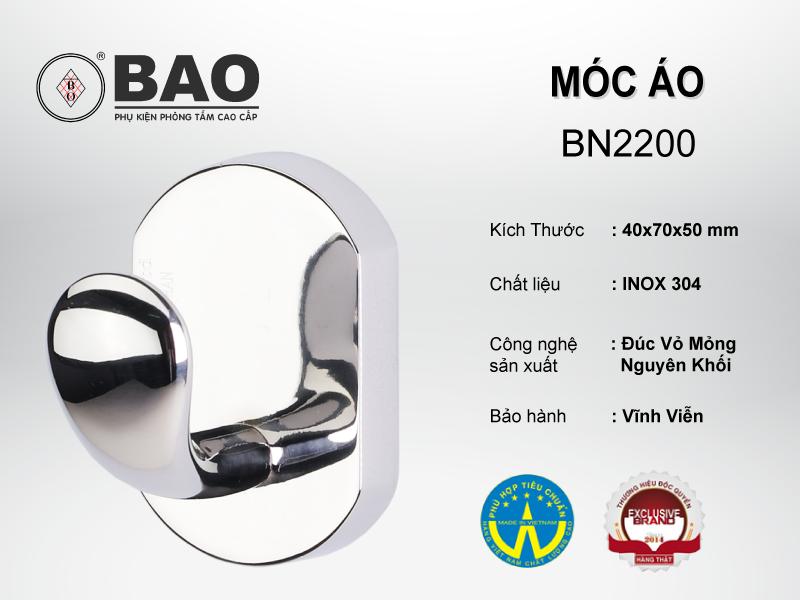 MÓC ÁO MODEL BN2200