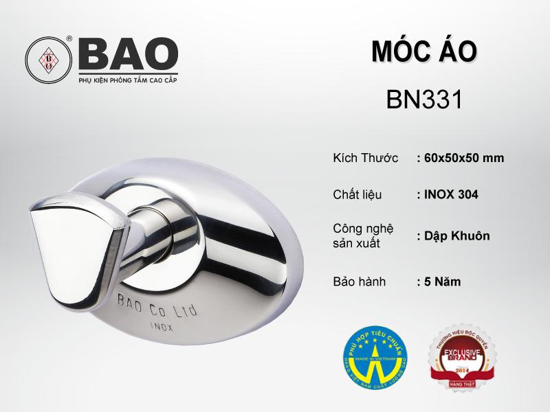 MÓC ÁO MODEL BN331