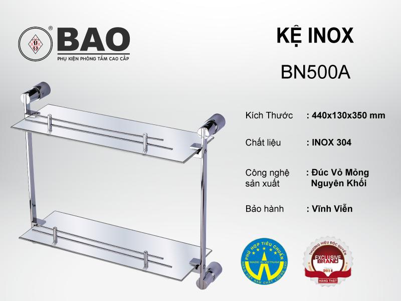 KỆ KIẾNG MODEL BN500A