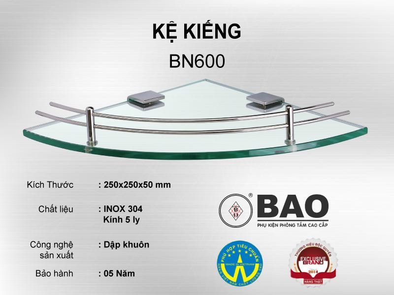 KỆ KIẾNG MODEL BN600