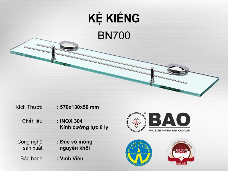 KỆ KIẾNG MODEL BN700
