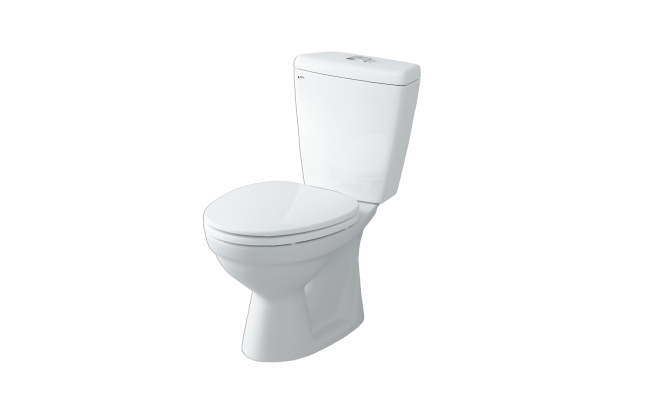 Toilet 2 khối INAX model C-108VA