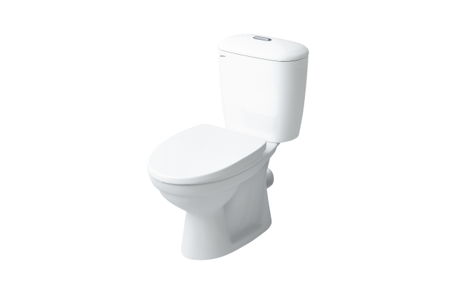 Toilet 2 khối INAX model C-306VPT