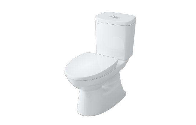 Toilet 2 khối INAX model C-504VAN