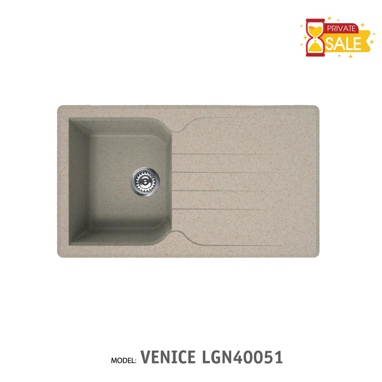Chậu đá Birrilo - Model VENICE LGN40051