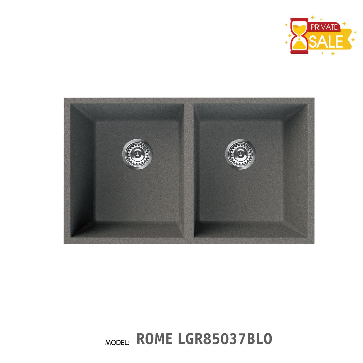 Chậu đá Birillo - Model ROME LGR85037BL0