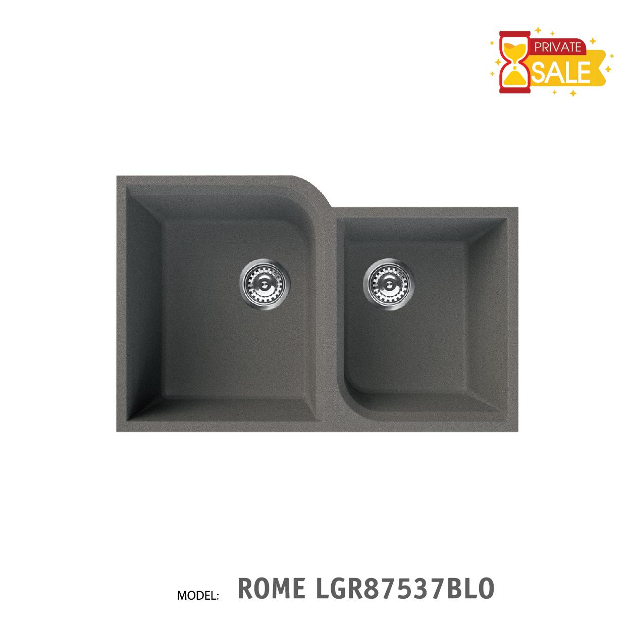 Chậu đá Birillo - Model ROME LGR87537BL0