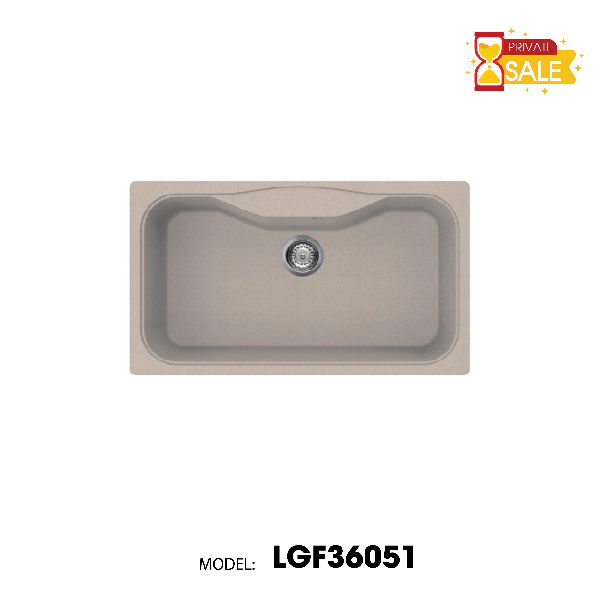 CHẬU ĐÁ TỰ NHIÊN ELLECI MODEL FOX 360 LGF36051