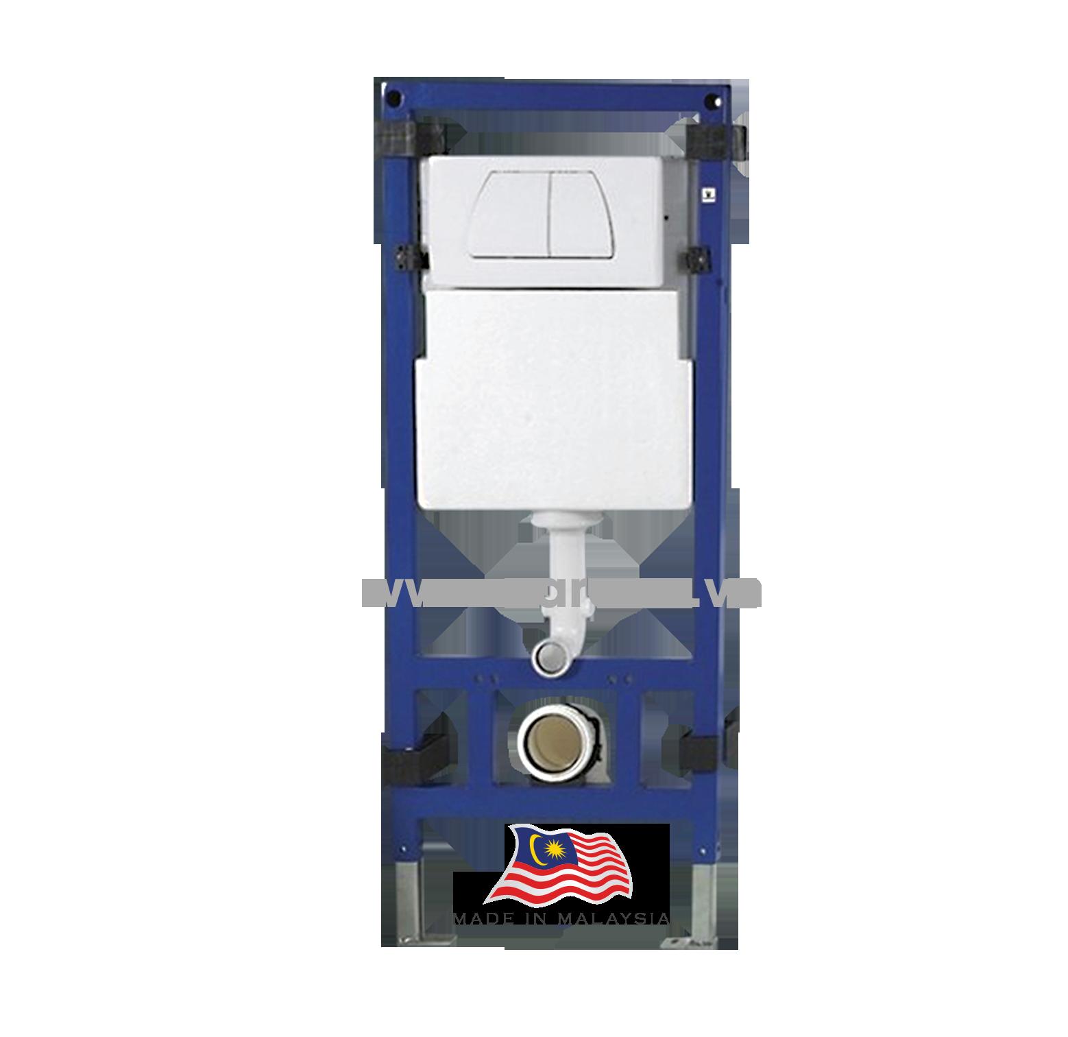 TOILET TREO TƯỜNG CARANO MODEL K20DWU