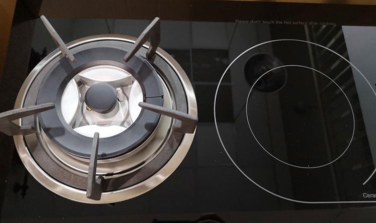 Bếp Gas & Điện tiết kiệm gas BIRILLO MODEL GEG300