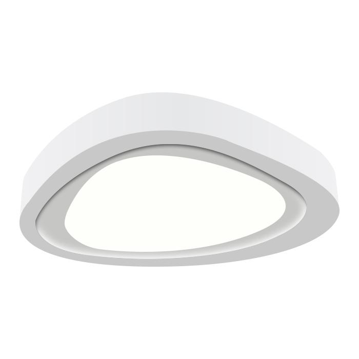 Đèn LED ốp trần oval – DN-CE44C