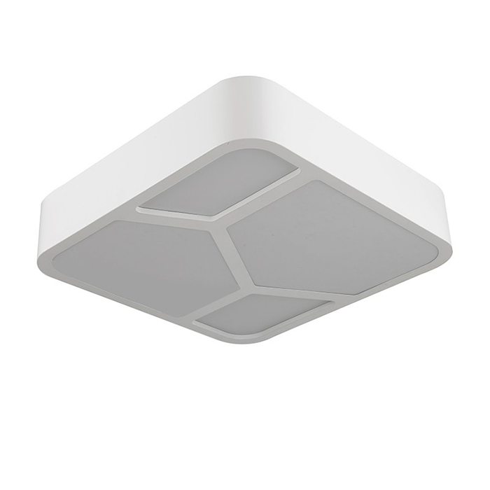 Đèn LED ốp trần vuông – DN-CE242C