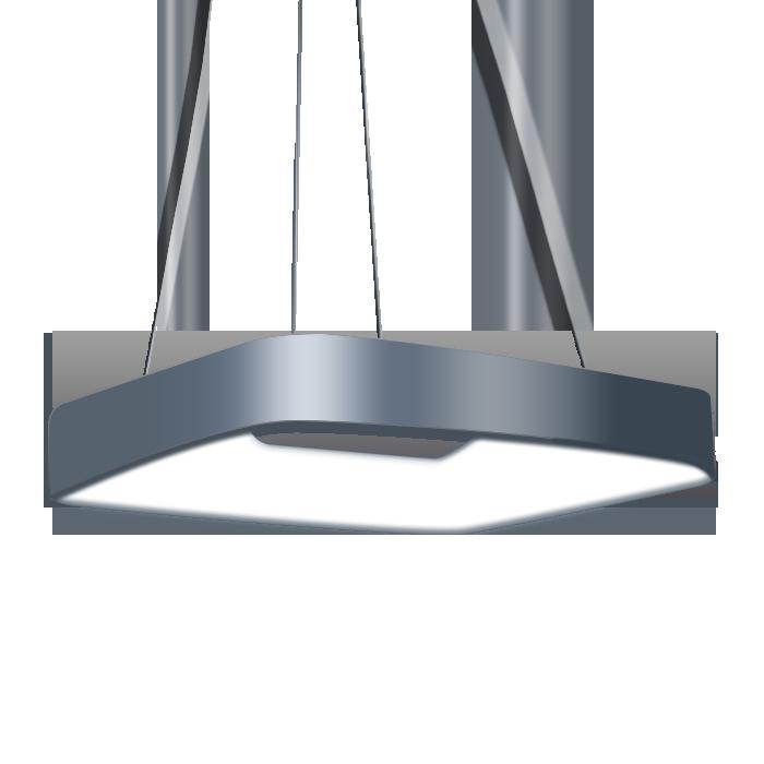 Đèn LED thả vòng– DN-DR44CG