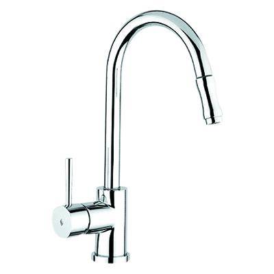 VÒI CHẬU NÓNG LẠNH PAFFONI EVO185CR11 (Vòi lavabo model: EVO185CR11)