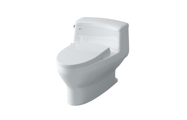 Toilet 1 khối INAX model AC-4005+CW-S15VN