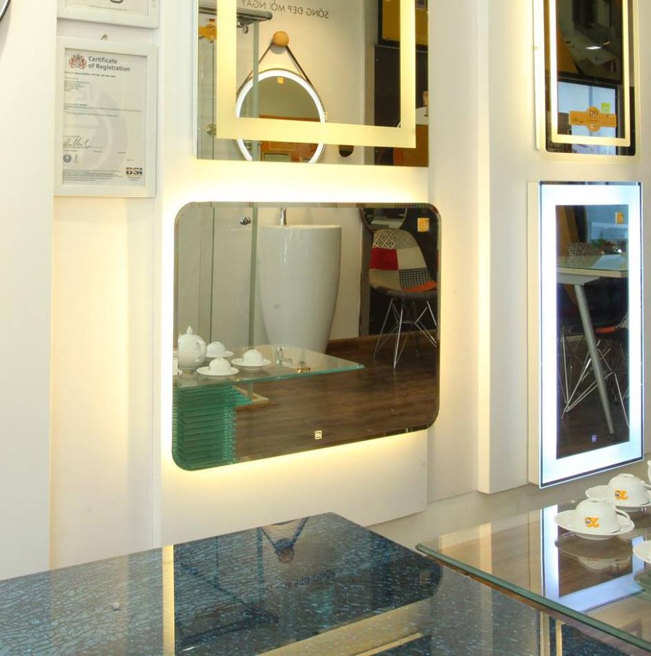 Gương đèn led Đình Quốc - Model 67019A