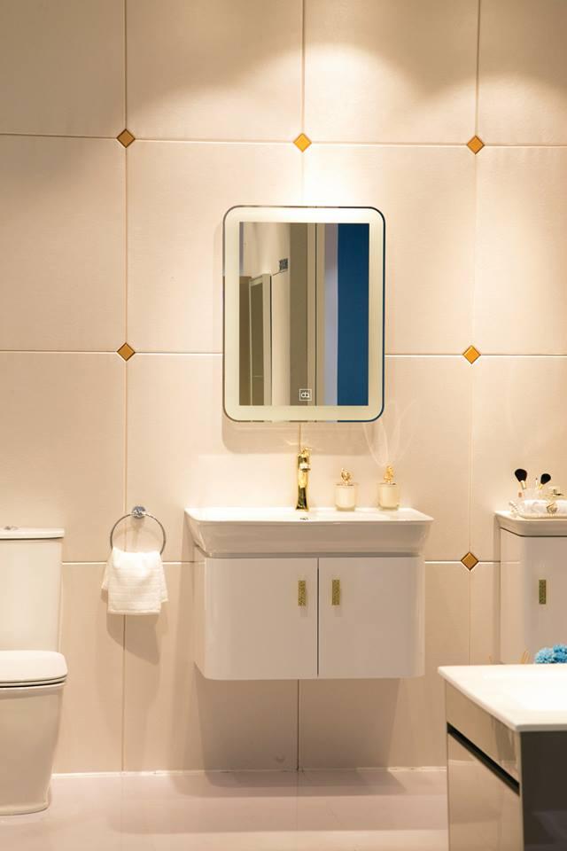 Gương đèn led Đình Quốc - Model 67063A