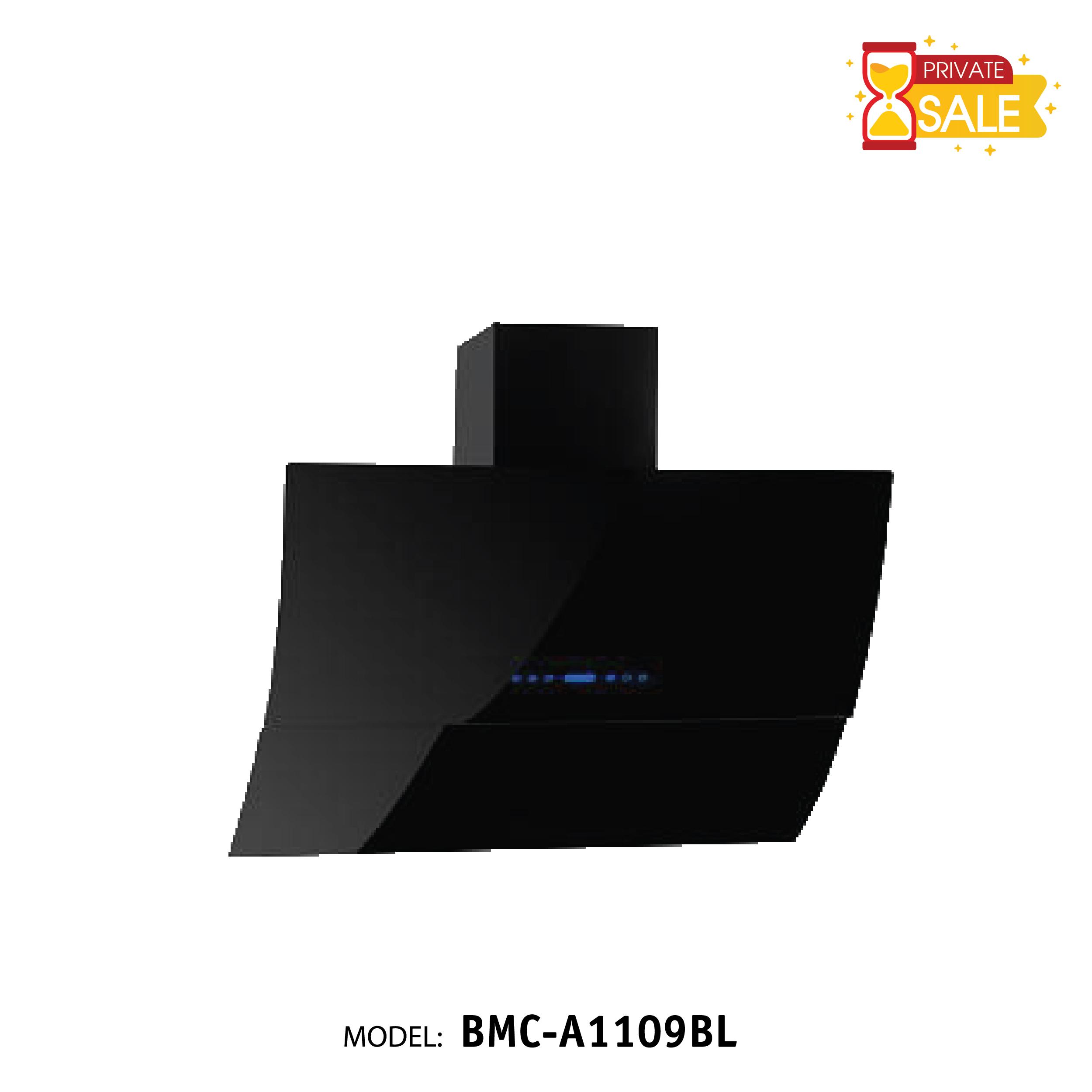 Máy hút mùi áp tường Birillo - Model BMCA1109BL