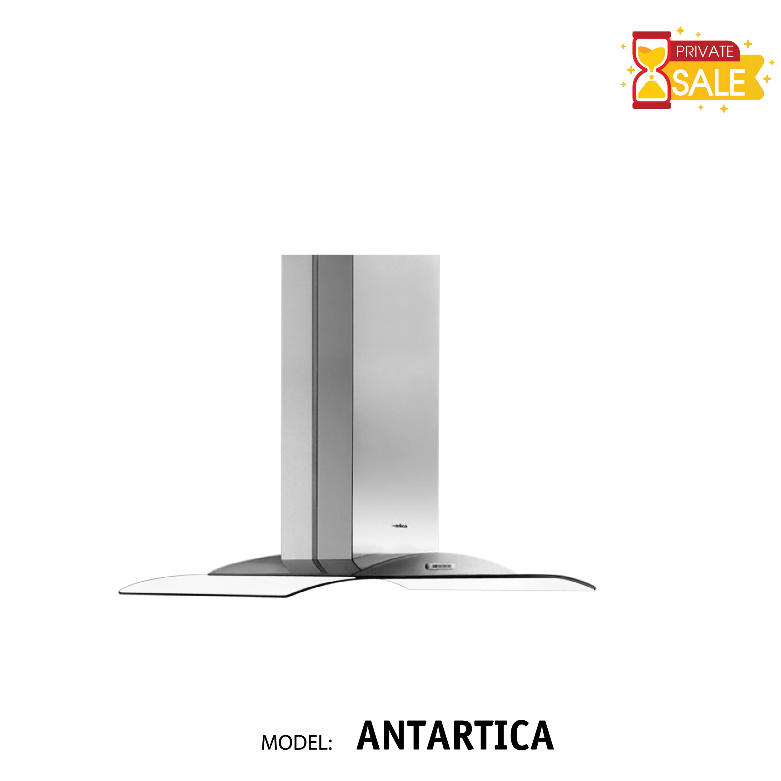 Máy hút mùi treo trần Elica - Model ANTARTICA