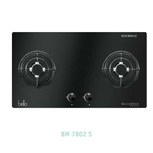 Bếp Gas âm Birillo - Model BM7802S