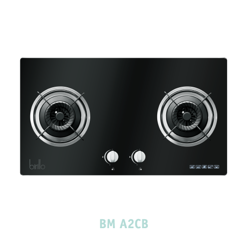 Bếp Gas âm Birillo - Model BMA2CB