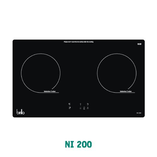 Bếp điện Birillo - Model NI200