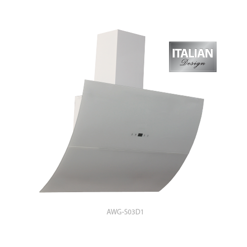 Máy hút mùi áp tường Birillo - Model AWGS03D1