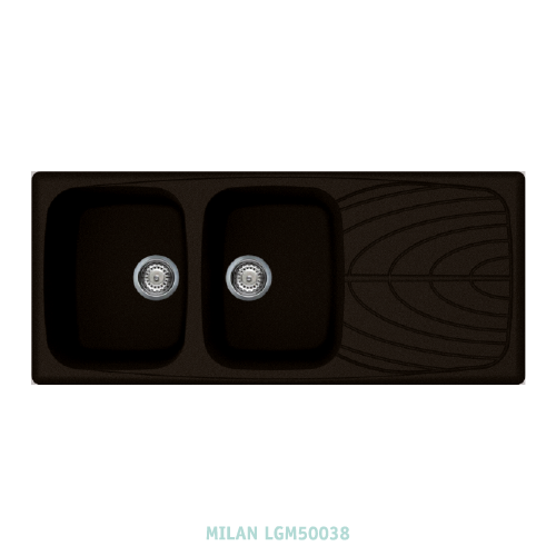 Chậu đá Birillo - Model MILAN LGM50038