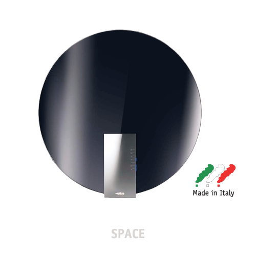Máy hút mùi đặt biệt Elica - Model SPACE