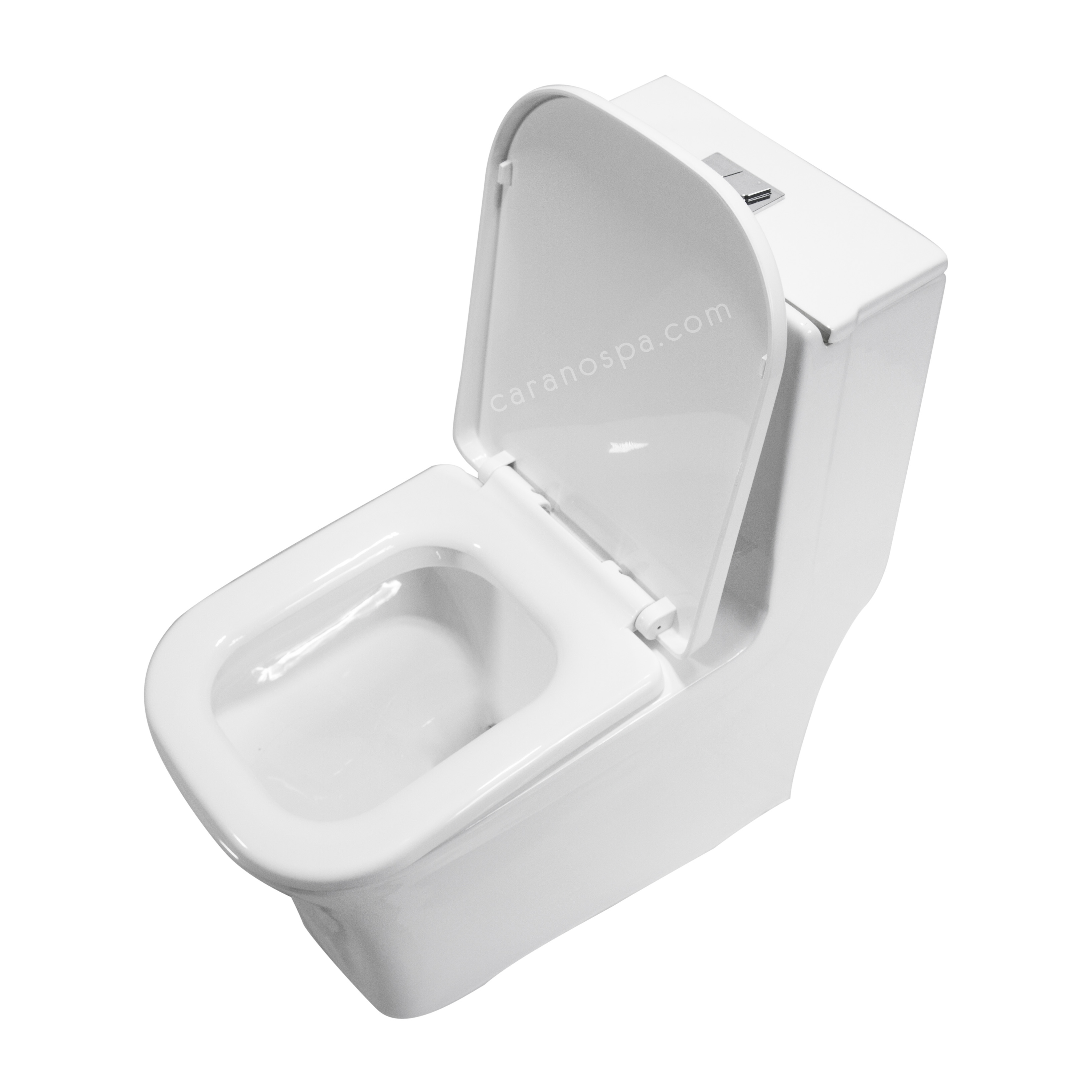 BỒN CẦU CARANO 1 KHỐI K10D1R (Toilet model: K10D1R)