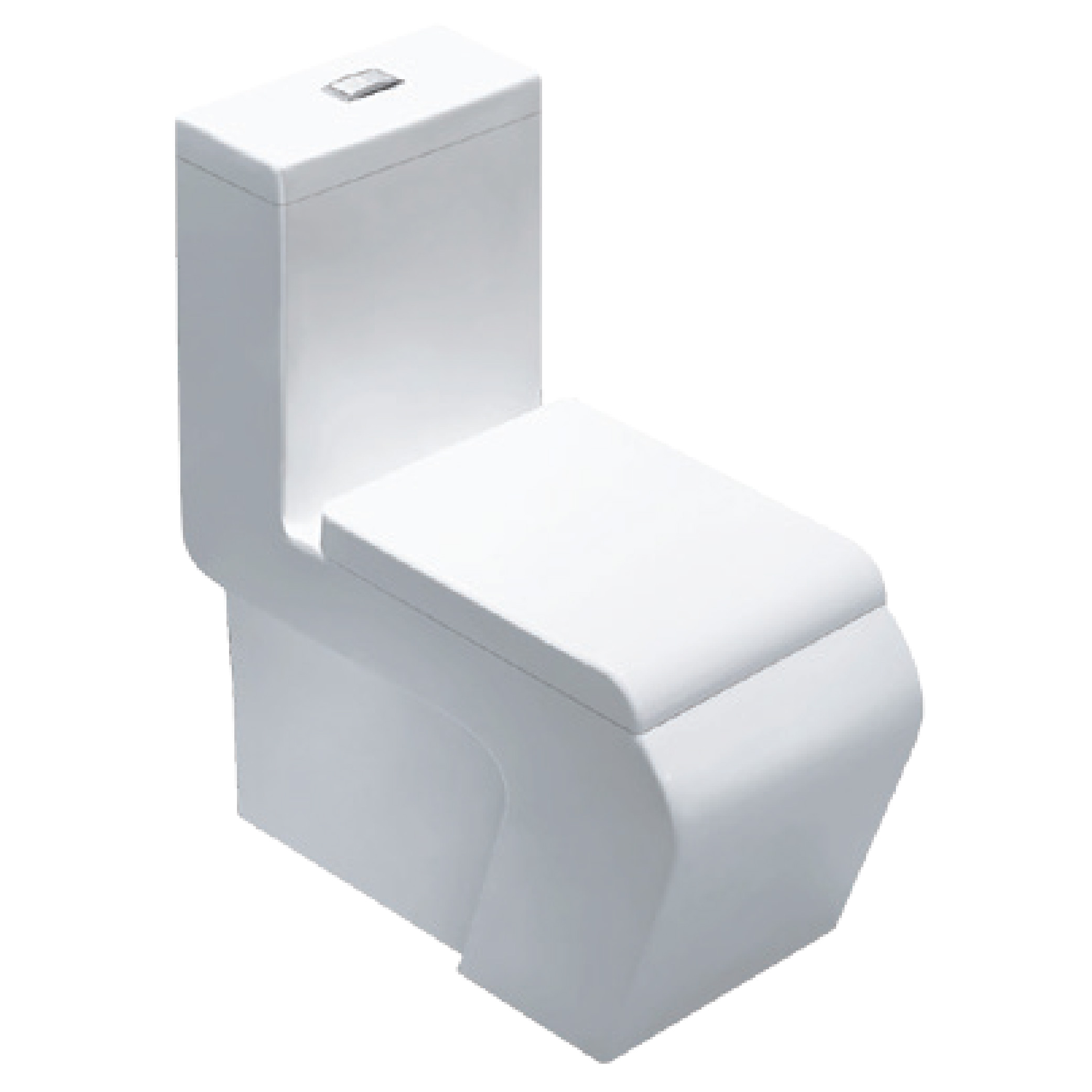 BỒN CẦU CARANO 1 KHỐI K39 ( Toilet model: K39 )