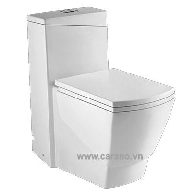 BỒN CẦU CARANO 1 KHỐI K41S1R  (Toilet model: K41S1R)
