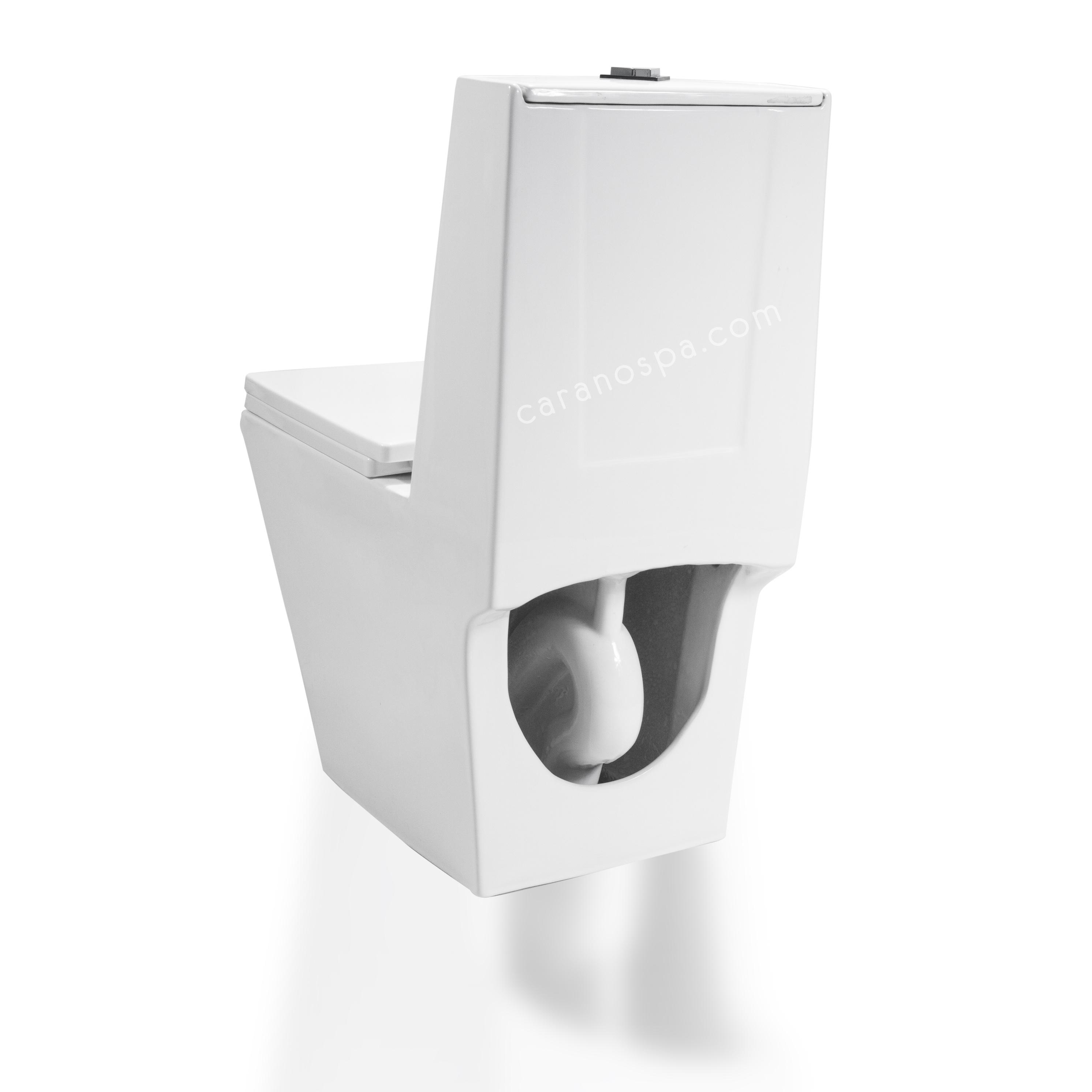 BỒN CẦU CARANO 1 KHỐI K70 (Toilet model: K70 )