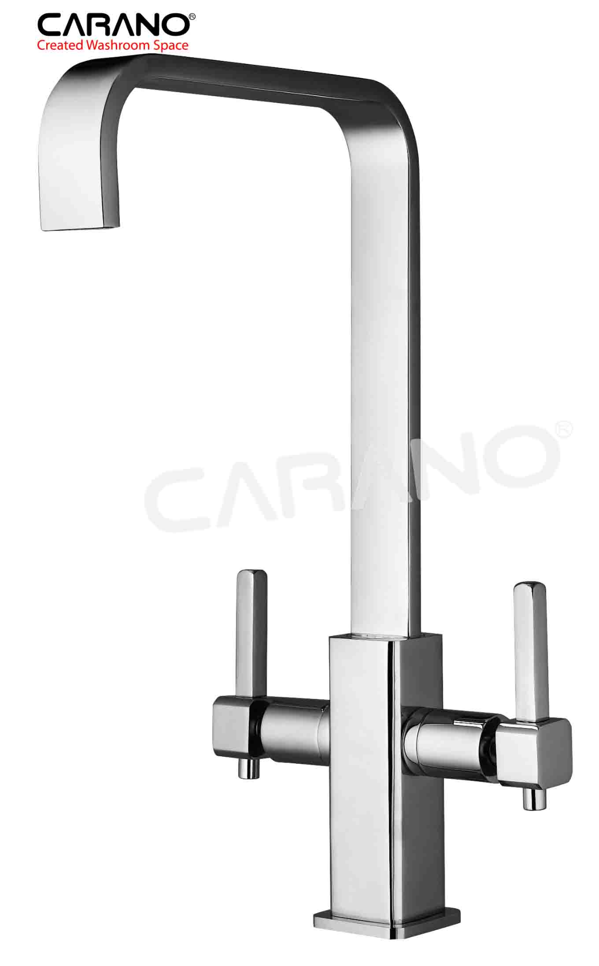 VÒI CHẬU NÓNG LẠNH CARANO K8301 (Vòi lavabo model: K8301)