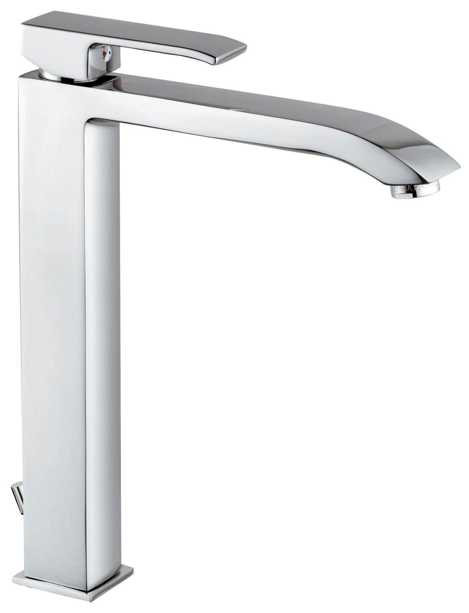 VÒI CHẬU NÓNG LẠNH PAFFONI LES081CR3 (Vòi lavabo model: LES081CR3)