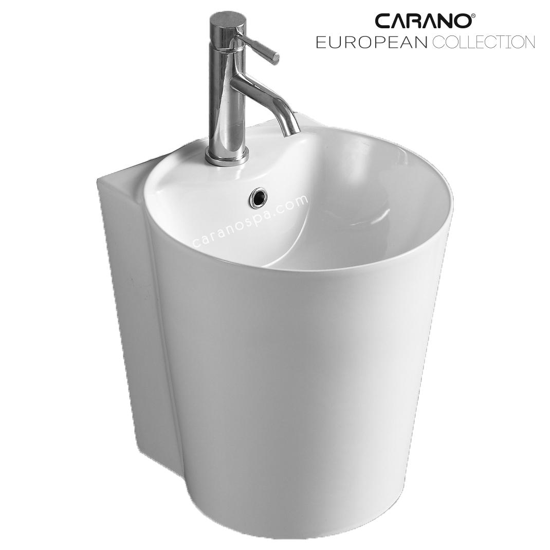 CHẬU RỬA CARANO ĐẶT BÀN LS6800 (lavabo model: LS6800)