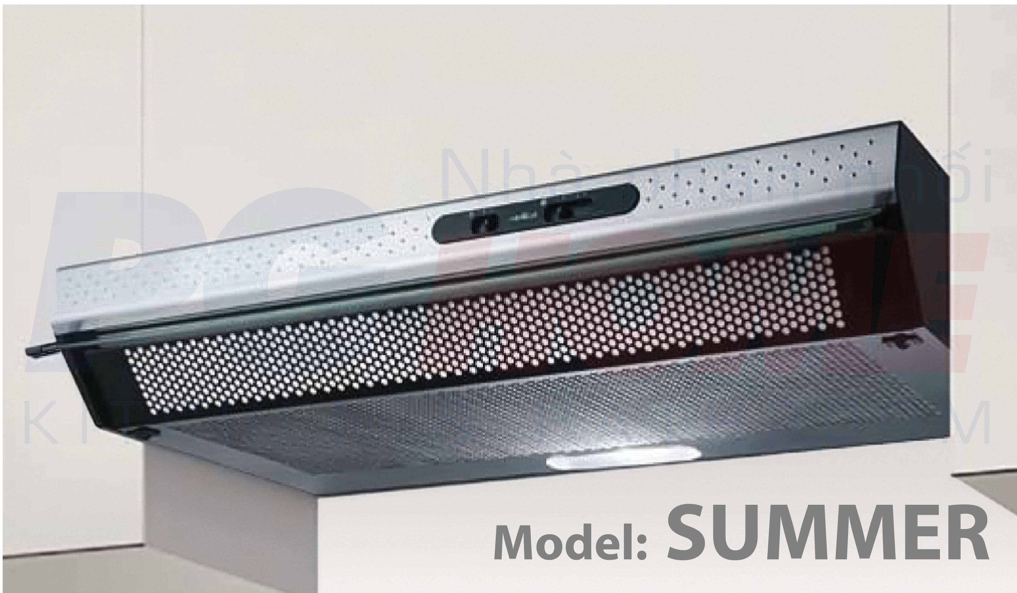 Máy hút mùi COSMOS - Model CO SUMMER 90