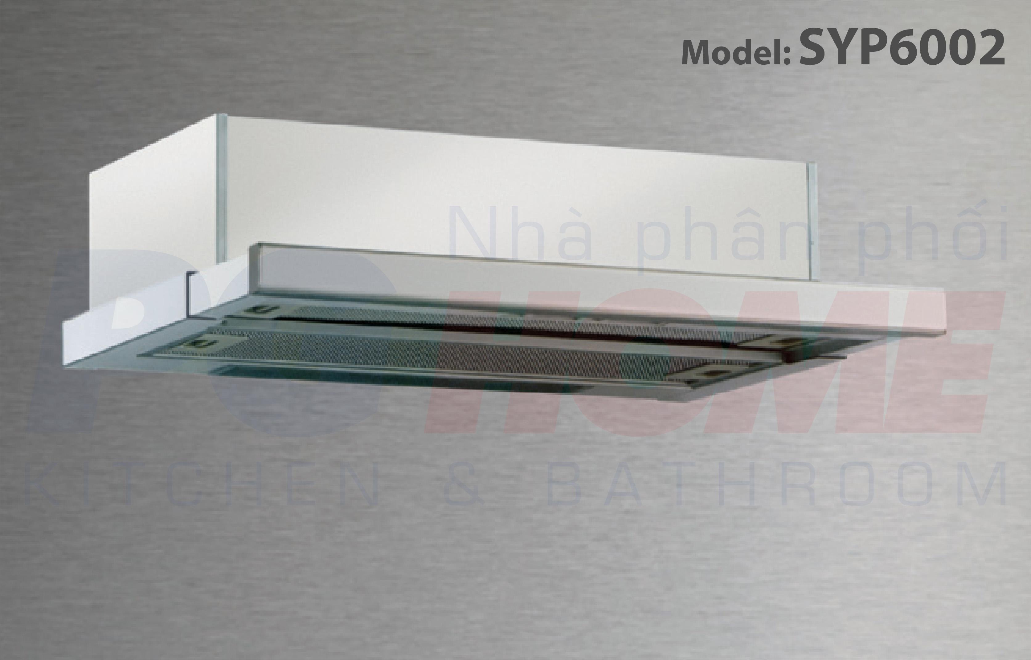 Máy hút mùi COSMOS - Model SYP6002