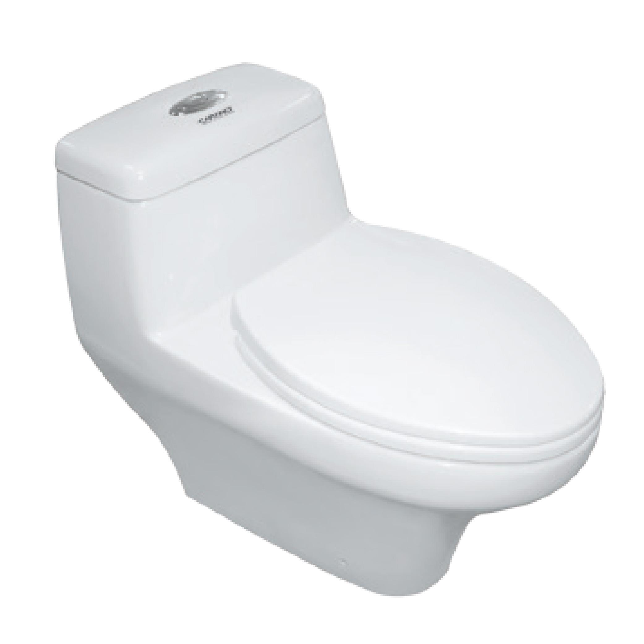 BỒN CẦU CARANO 1 KHỐI MC1622 ( Toilet model: MC1622 )