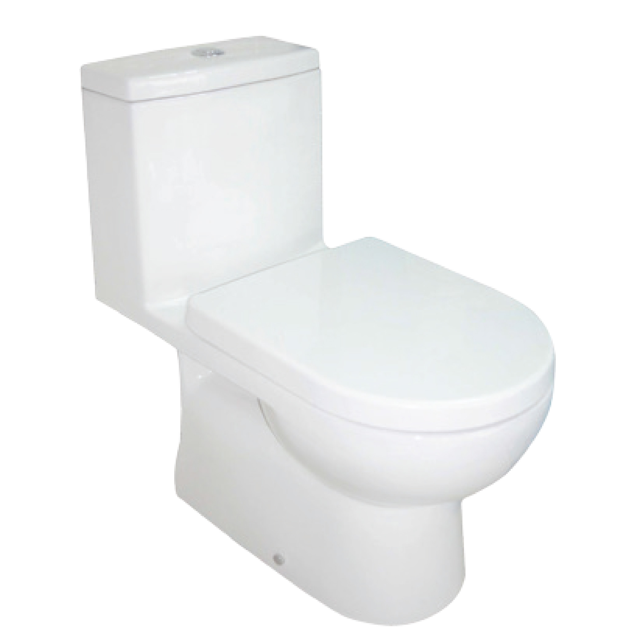 BỒN CẦU CARANO 1 KHỐI MC1655 ( Toilet model: MC1655 )