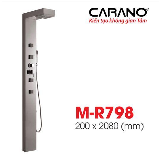 BẢNG SEN CARANO M-R798 (Bảng sen model: M-R798)