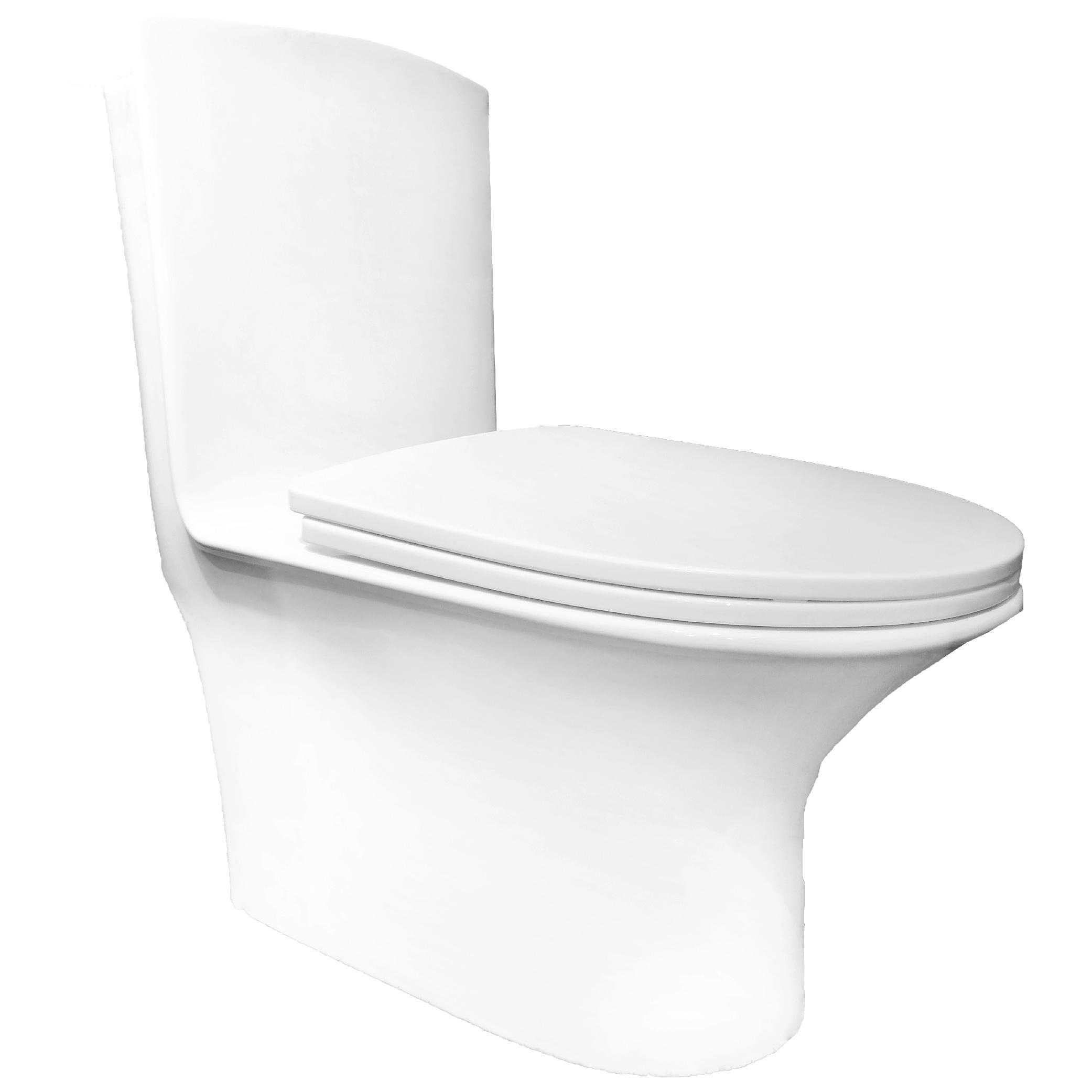 BỒN CẦU NOUVO 1 KHỐI N06KT ( Toilet model: N06KT)